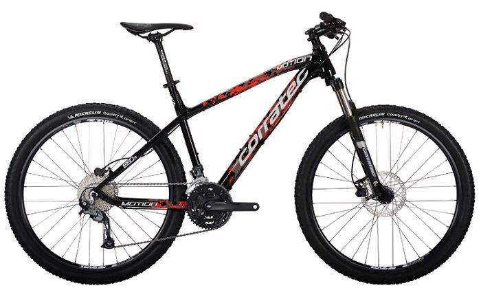 Corratec Mountain Bike X-Vert 650B BK23097 (44cm / 49cm) zu 319,94€ (statt 450€)
