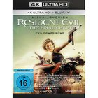 Resident Evil: The Final Chapter (4K Ultra HD Blu-ray + Blu-ray) für 13,99€ inkl. VSK