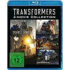 Transformers 4-Movie Collection (Blu-ray) für 11,99€ inkl. VSK