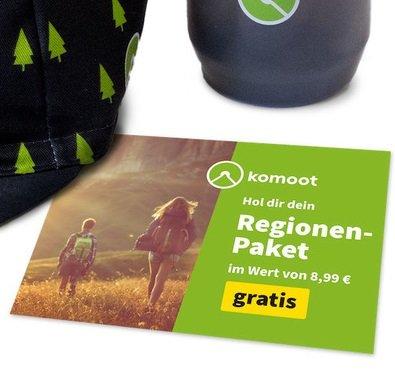 Komoot Neukunden Gutschein im Wert von 8,99€ für Bike-Magazin NL-Abonnenten