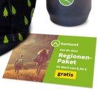 Komoot Gutschein für 2 Regionspakete kostenlos (statt 18€)