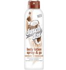 """6er Pack Duschdas Bodylotion """"Spray & Go"""" Schokolade & Kokosnussduft für 10,39€"""