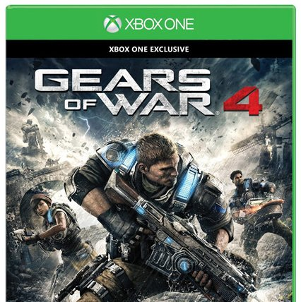 Gears of War 4 (Xbox One und PC) für 1,89€ (Download Code)