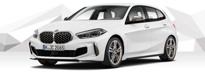 BMW M135i xDrive Leasing