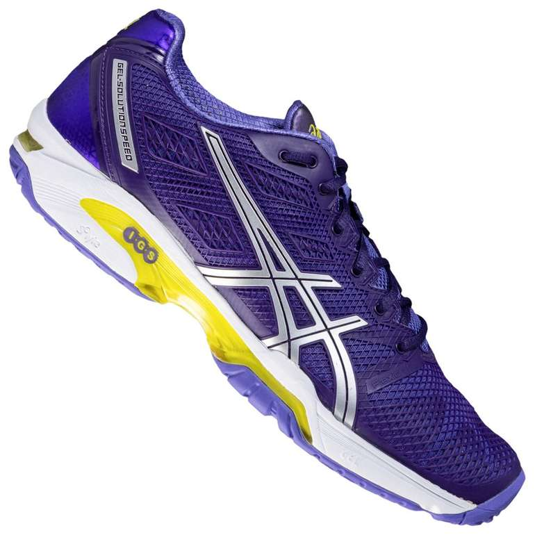 Asics GEL-Solution Speed 2 Damen Tennisschuhe für 48,94€ (statt 60€)