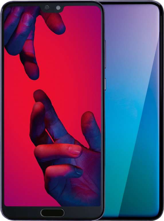Top! Huawei P20 Pro Dual SIM (+29€) + Vodafone Allnet-Flat mit 4GB LTE für 11,99€ mtl.