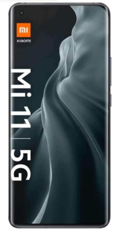 Xiaomi Mi 11 5G mit 256GB Speicher (4,95€) + o2 Free M Boost Allnet & SMS Flat (40GB LTE / 5G, o2 Connect) für 34,99€ mtl.