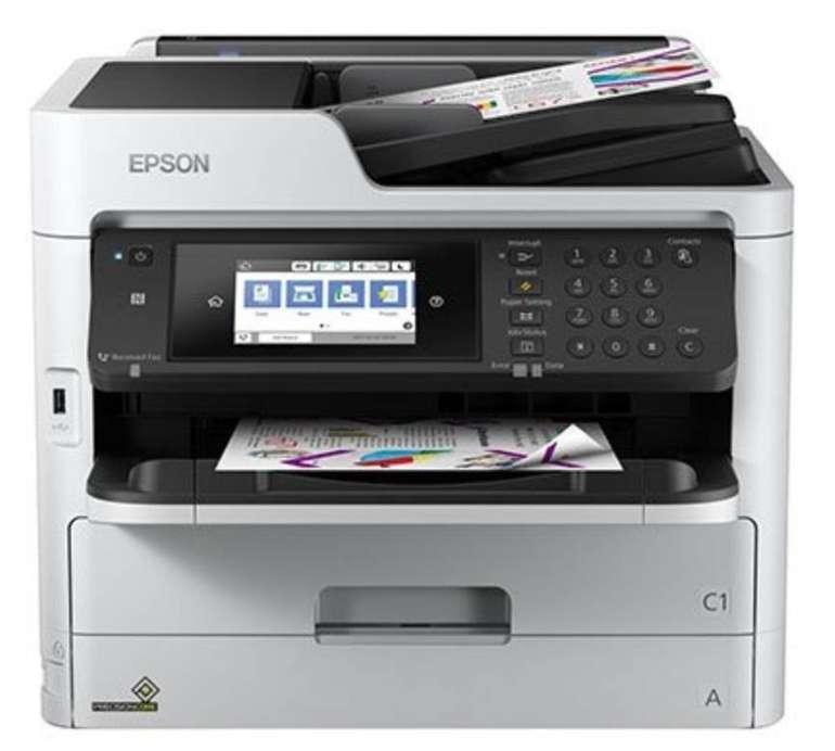 Epson WorkForce Pro WF-C5710DWF Tintenstrahldrucker für 183,98€ inkl. Versand