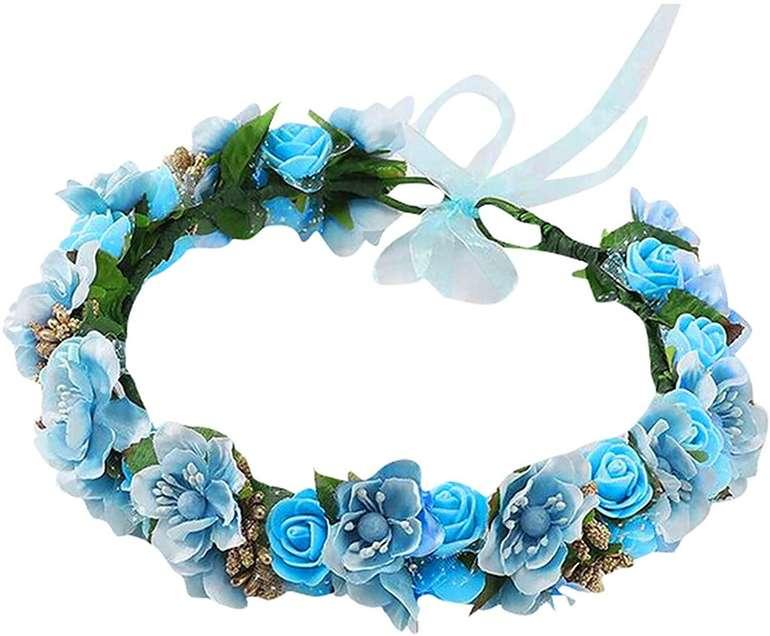 Roselan Damen Blumen Haarband ab 4,39€ inkl. Versand (statt 5€)