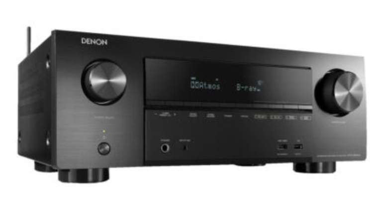 Denon AVR-X2600H DAB – 7.2 AV Receiver für 469€ inkl. Prime Versand (statt 515€)