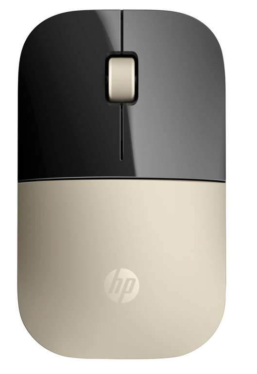 HP Z3700 Wireless Maus in Gold für 9,59€ inkl. Versand (statt 16€)