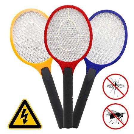 Wolketon elektrische Fliegenklatschen im 3er Pack für 10,49€ inkl. Versand