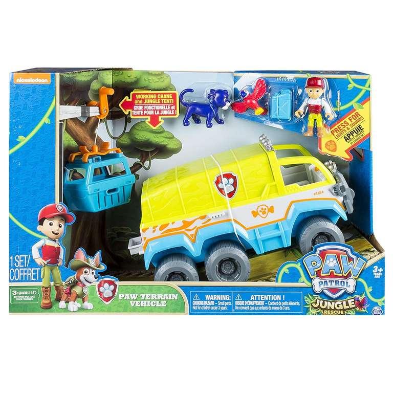 Spinmaster Spielzeugauto Paw Patrol Geländefahrzeug für 33,94€ inkl. Versand (statt 53€)