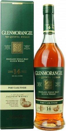 Glenmorangie The Quinta Ruban 14 Jahre 0,7l Whisky für 39,77€ - Masterpass!