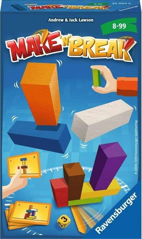 Ravensburger 23444 - Make 'n' Break Spiel für 4,69€ inkl. Prime Versand (statt 8€)