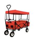 Deuba faltbarer Bollerwagen mit Dach für 47,95€ inkl. Versand (statt 65€)