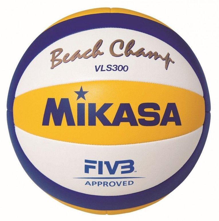 Mikasa Beach Champ VLS 300 Beachvolleyball für 37,49€ - Masterpass!