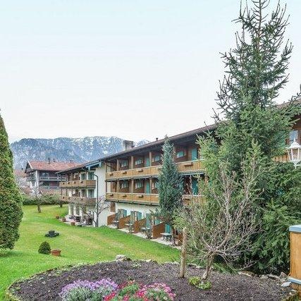 """Chiemgau: Übernachtung im """"Das Bergmayr – Chiemgauer Alpenhotel"""" inkl. Frühstück, Wellness und mehr ab 39€ p. P."""