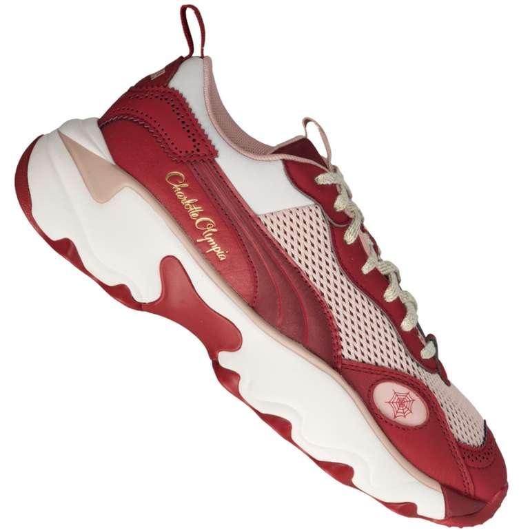 Puma x Charlotte Olympia Pulsar Damen Sneaker ab 49,99€ inkl. Versand (statt 112€)