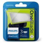 Philips OneBlade Ersatzklingen (3 Stück) für 24,99€ inkl. Versand