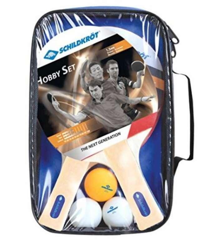 Donic Schildkröt - Tischtennis Hobby Set für 2 Spieler für 5,99€ bei Abholung (statt 15€)