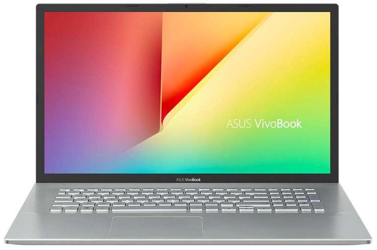 "Asus VivoBook 17 (M712DA-AU123T) - 17"" Notebook (Ryzen 7, 8 GB RAM, 512 GB SSD, Radeon RX Vega 10) je 599€"