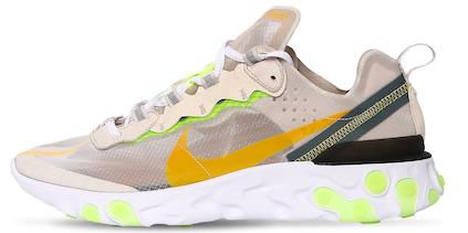 """Nike """"React Element 87"""" Sneaker für 144€ inkl. Versand (Vergleich: 160€)"""