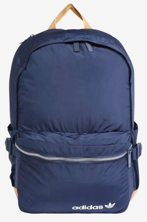 """Adidas Originals Rucksack """"Premium Essentials"""" in navy / braun für 17,43€inkl. Versand (statt 25€)"""