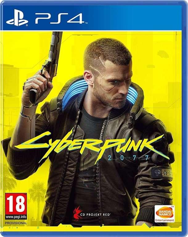 Cyberpunk 2077 Day One Edition (PS4 / PS5) für 32,94€ inkl. Versand (statt 38€)