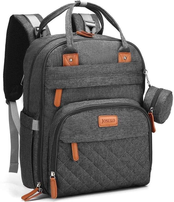 Joseko verschiedene Wickeltaschen ab 18,59€ inkl. Versand (statt 31€)