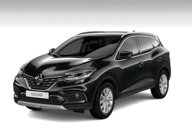 Gewerbe: Renault Kadjar TCe 140 GPF Business Edition im Full Service Leasing für 74,78€ Netto mtl.