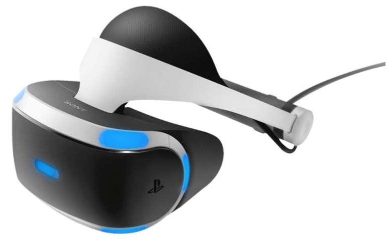 Sony PlayStation VR Headset V2 für 252,90€ inkl. Versand (statt 300€) - Neuware in neutraler Verpackung!