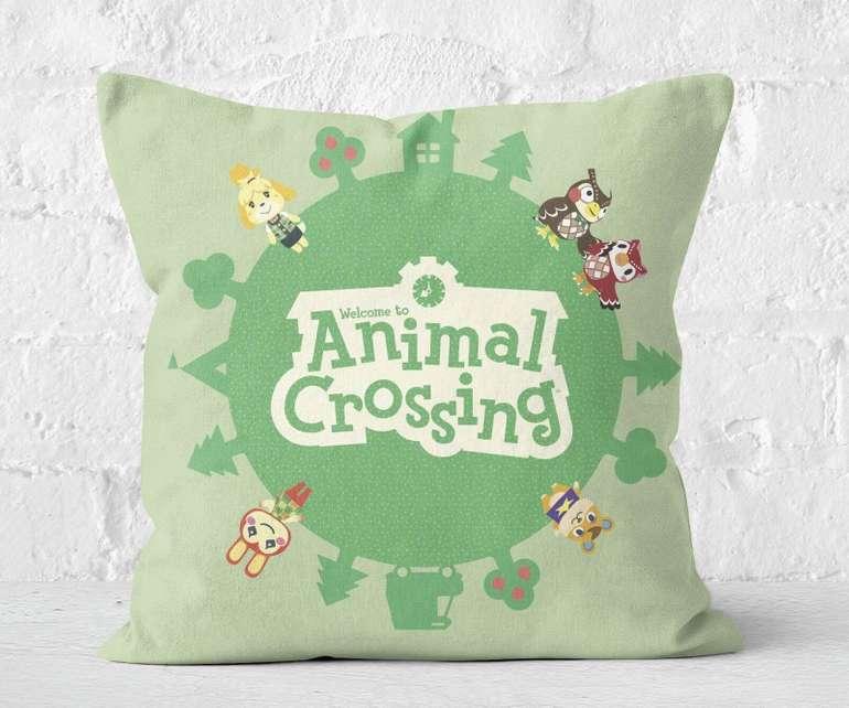 Animal Crossing Kissen in 3 Größen ab 18,28€ inkl. Versand (statt 27€)
