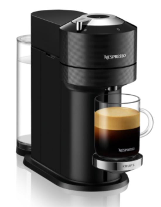 Krups XN9108 Nespresso Vertuo Next in Classic Black für 49,99€inkl. Versand (statt 65€)