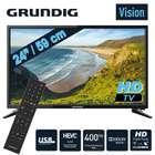 "Grundig 24"" LED TV ""GHB 5060"" (Triple Tuner DVB-T2/C/S2, HDMI, CI+, 720P) für 119,99€ inkl. Versand (statt 135€)"