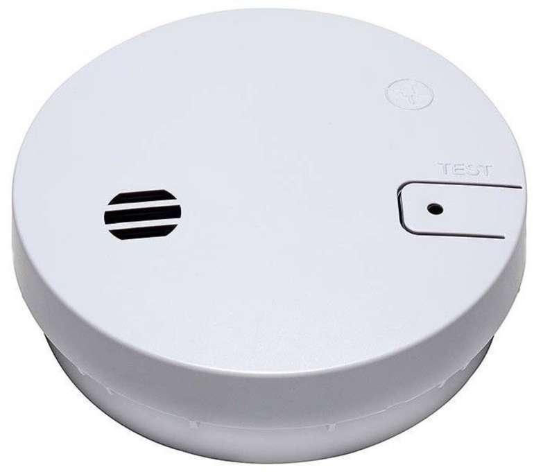 12x Brennenstuhl Rauchmelder + Batterie für 19,99€ inkl. Versand