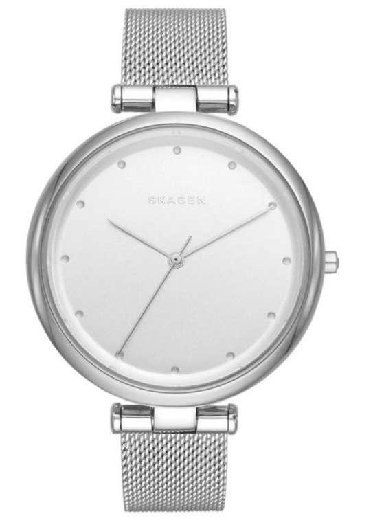 Skagen Damen Armbanduhr Tanja SKW2485 in Silber für 78€ inkl. Versand (statt 109€)
