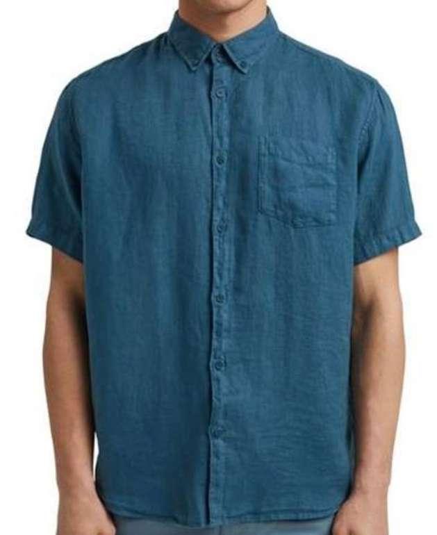Tara-M: 30% Rabatt auf Halbarmhemden (auch auf Sale) ab 43€ vor Rabatt - z.B. Esprit Leinenhemden für 20,99€