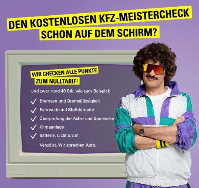 Kostenlos: Vergölst Prüftage - Gratis KFZ-Meistercheck vom 01.09. bis zum 31.09.2021