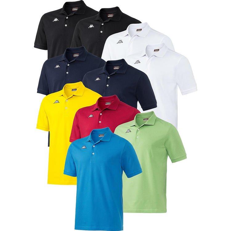 10er Pack Poloshirts für nur 96,75€ (statt 135€)
