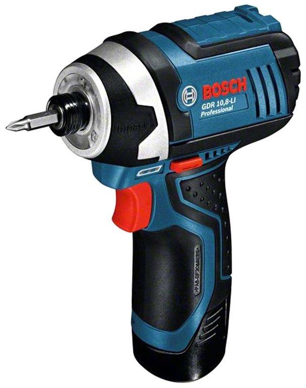 Bosch GDR 10,8-Li Professional ohne Akku in L-Boxx für 71,40€ inkl. Versand