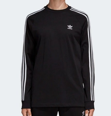 adidas Originals Herren 3 Streifen Longsleeve für 16,39€ zzgl.…