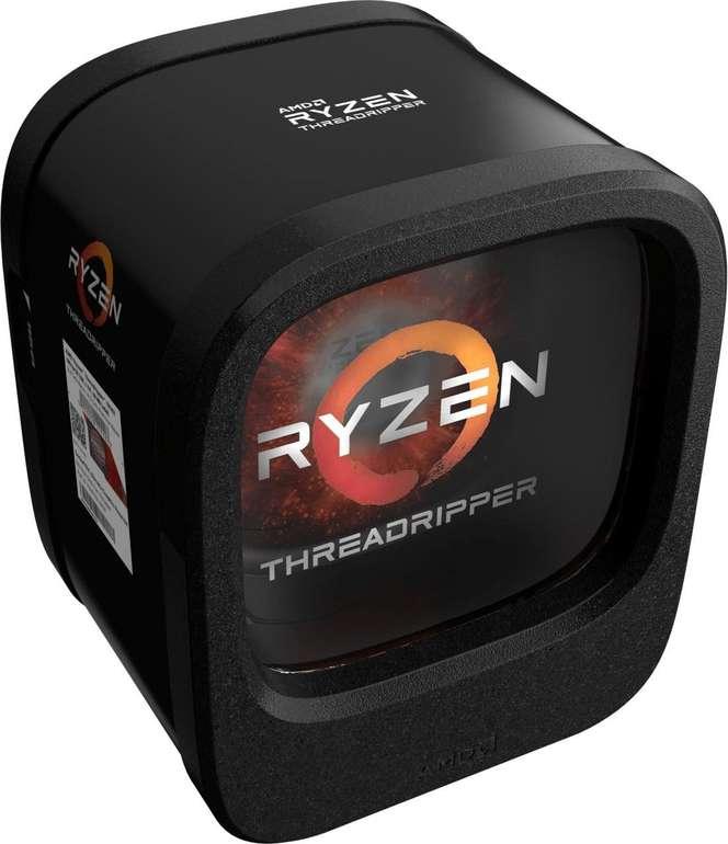 AMD Prozessor Ryzen Threadripper 1920X Boxed (12 x 3,50 GHz) für 209€ inkl. VSK