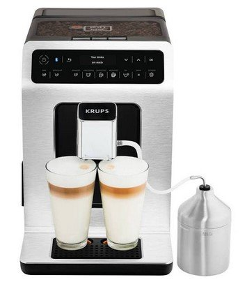 Krups EA893d Evidence Kaffeevollautomat für 458,90€ (statt 699€)