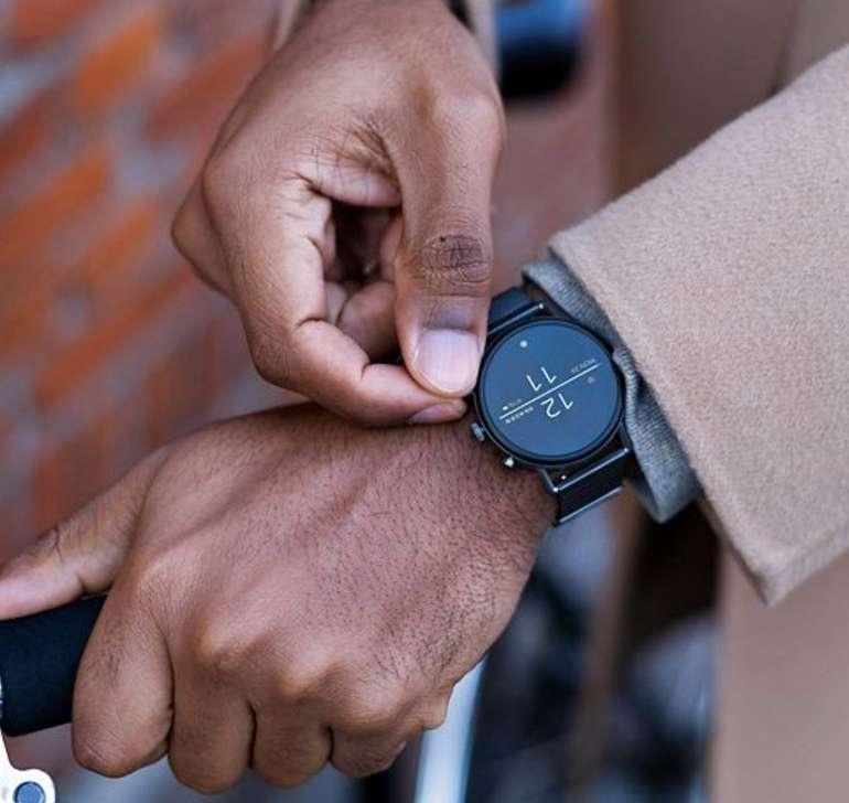 Hot! Skagen Falster 2 (SKT5109) Smartwatch mit Milanaise Armband 79,20€ + Viele weitere Modelle(!)