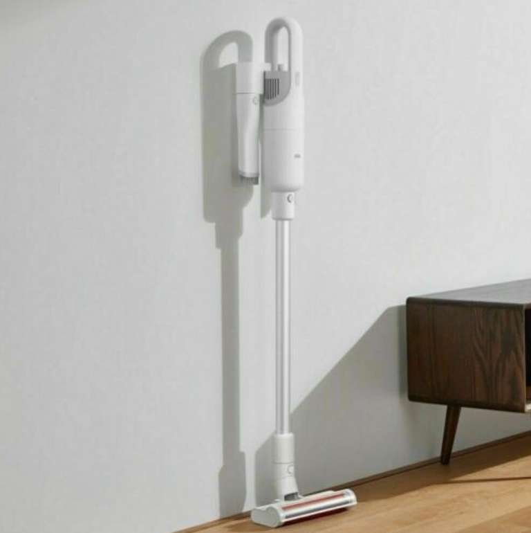 Xiaomi Mi Vacuum Cleaner Light Akku-Staubsauger (50AW, 2 Stufen, 2500mAh, HEPA) für 62,10€ (statt 79€)