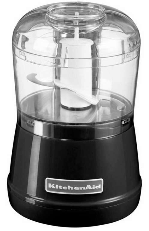 KitchenAid 5KFC3515EOB Zerhacker in schwarz für 44,10€ inkl. Versand (statt 49€)