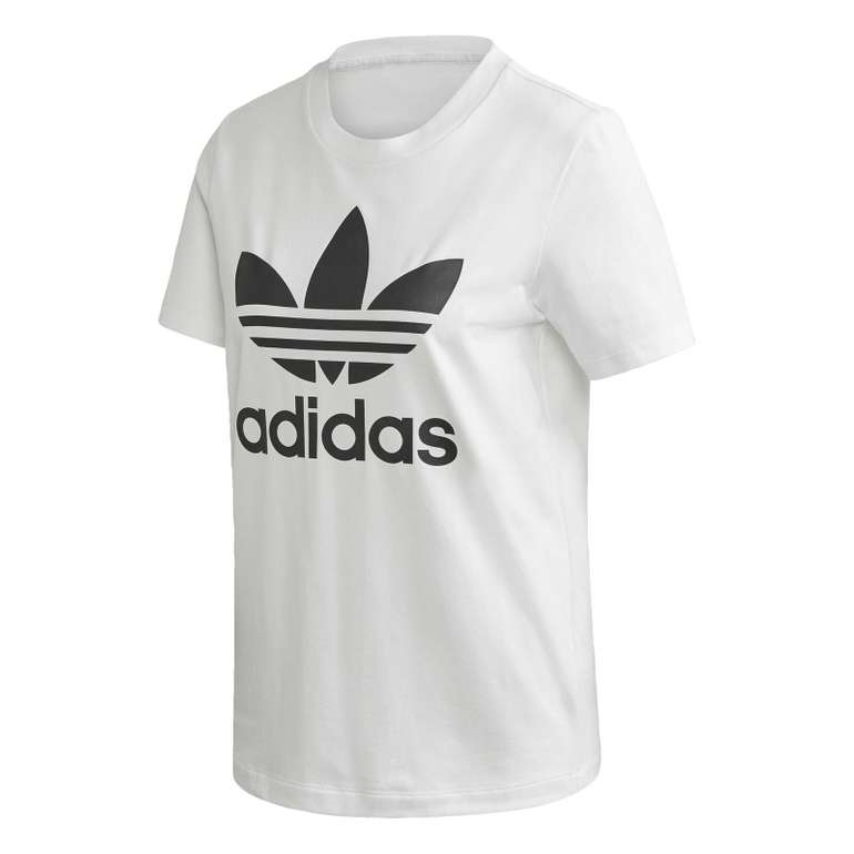 Adidas Originals Trefoil Damenshirt für 12,45€ inkl. Versand (statt 20€)