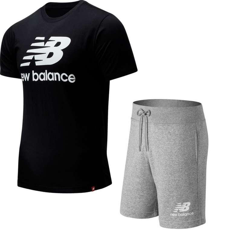 New Balance 2-teiliges Sommer Outfit (verschiedene Farben) für 37,95€ inkl. Versand (statt 47€)