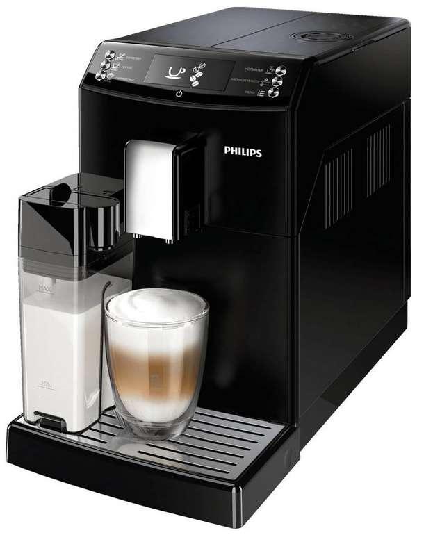 Philips EP3550/00 Kaffeevollautomat (Milchkaraffe, AquaClean) für 299€ (statt 350€)